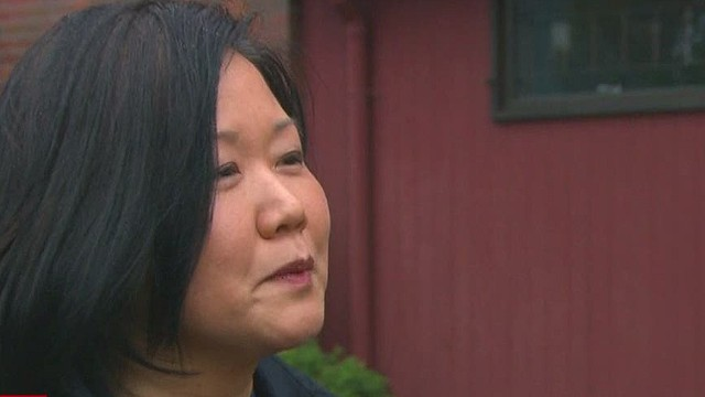 Kenneth Bae's sister, family celebrate