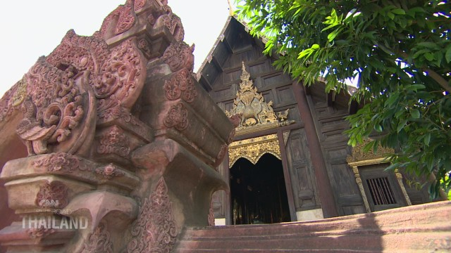Preserving Chiang Mai