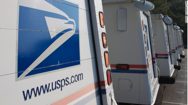U.S. Postal Service reports huge breach