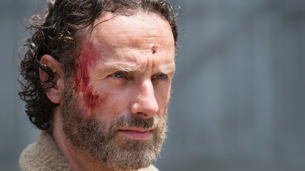 'The Walking Dead' dominates TV