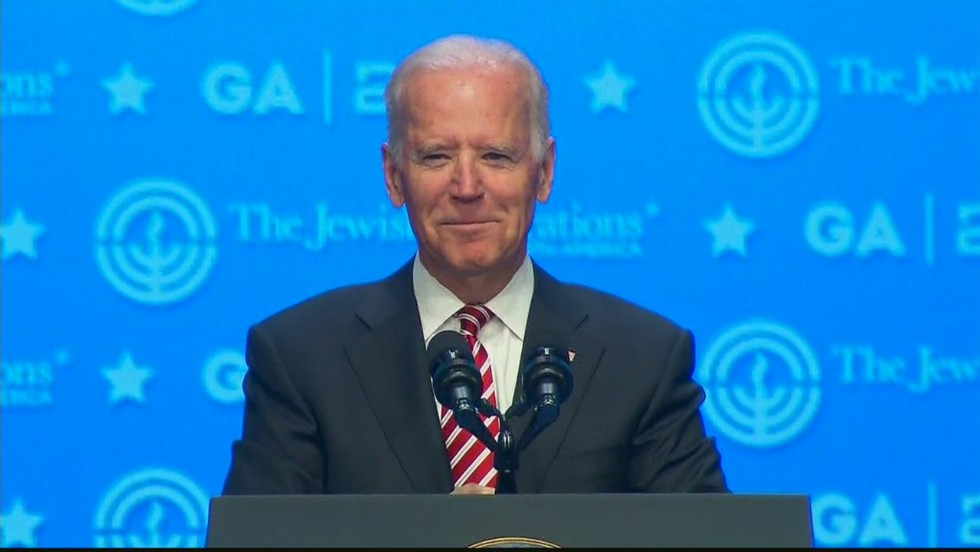 Biden makes amends with Israel's Bibi