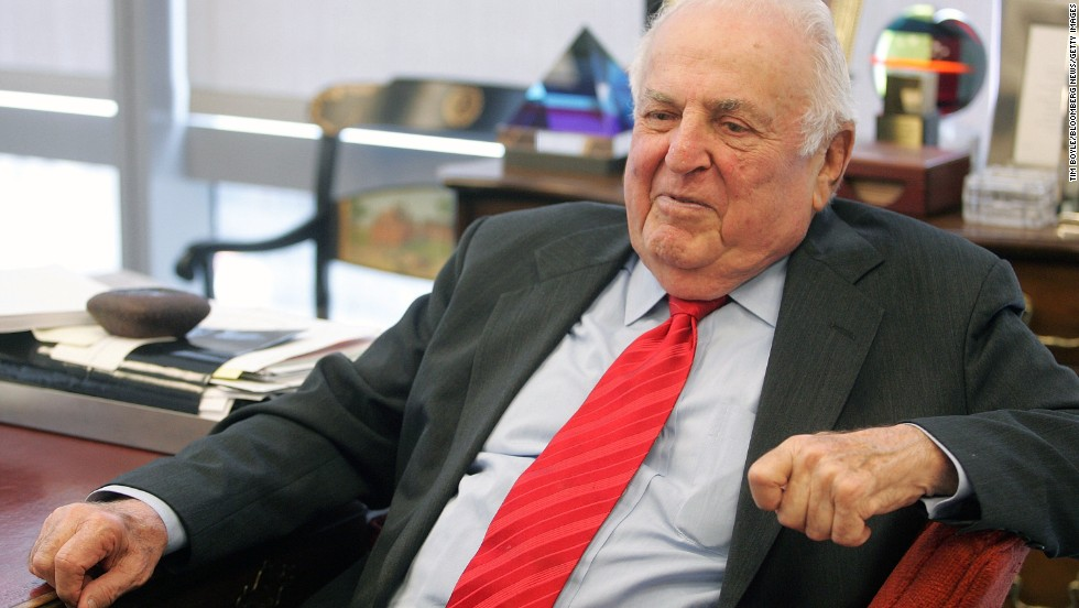 Abner Mikva has given his life to public service. He's been a judge in the United States Court of Appeals for the D.C. Circuit, a congressman and White House counsel for former President Bill Clinton.