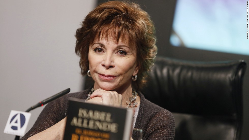 Isabel Allende is one of literature's biggest names. The Chilean native, known for threading her novels with magical realism, has penned 21 books that have sold 65 million copies in 35 languages.