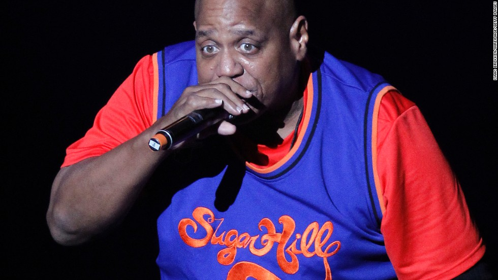 "<a href=""http://www.cnn.com/2014/11/11/showbiz/big-bank-hank-sugarhill-gang-obit/index.html?hpt=hp_t2"">Henry ""Big Bank Hank"" Jackson</a>, a member of the hip-hop group the Sugarhill Gang, died November 11 of complications from cancer. He was 55."