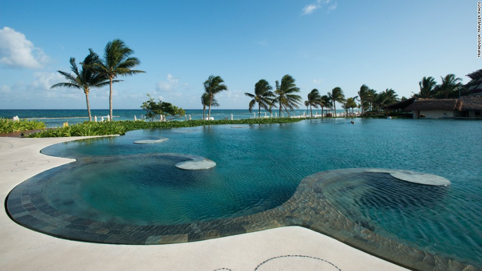 Top 25 all inclusive resorts around the world for Round the world trips all inclusive