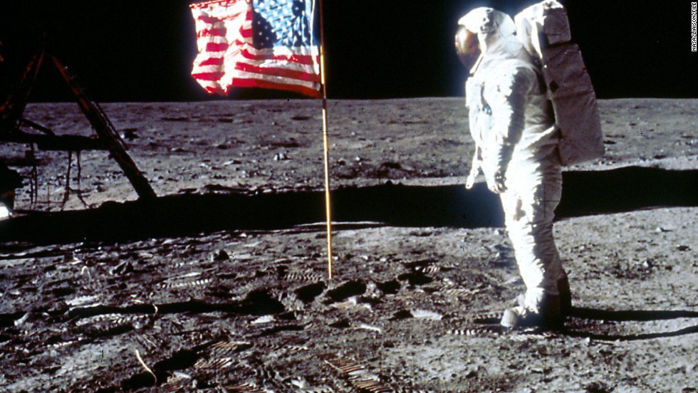 """""""So many people I talk to who work in technology, you ask them 'what got you interested in science?' and those from my generation say 'the Apollo landings,'"""" said Stofan. """"I've worried for a while, what are we doing now that's inspiring that next generation of scientists?"""""""