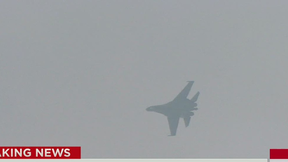 China shows off new stealth fighter jet