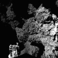Comet from Philae