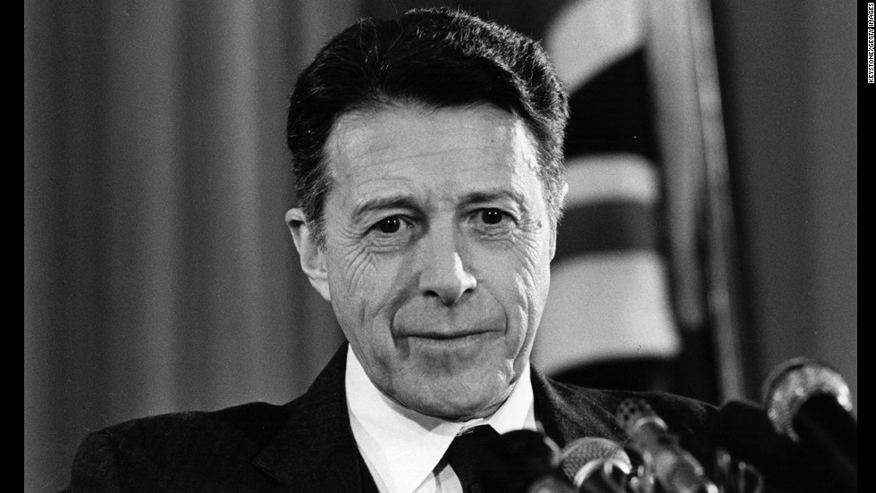 President Ronald Reagan's secretary of defense secured a presidential pardon from President George H.W. Bush in 1992. Caspar Weinberger had been indicted on perjury and obstruction of justice charges related to the Iran-Contra scandal. He was one of several officials involved in the affair whom Bush pardoned.