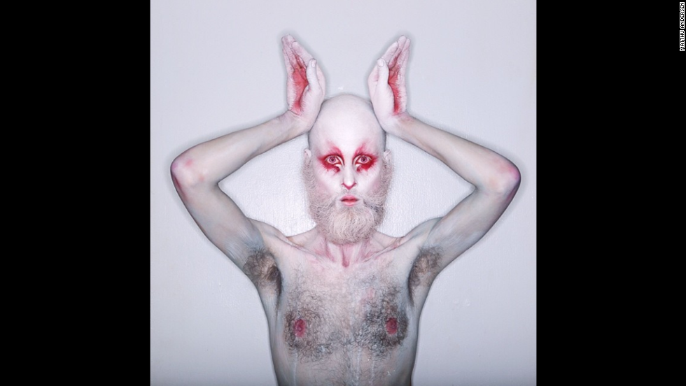 "Posted caption: ""Yep. ... I am a rabbit. ... A raggedy one at that. It must be Easter. ... Stay tuned for the resurrection"""