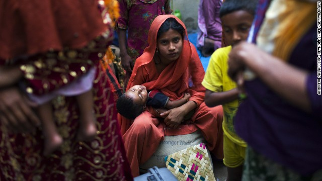 "Myanmar official: Rohingyas ""are people"""