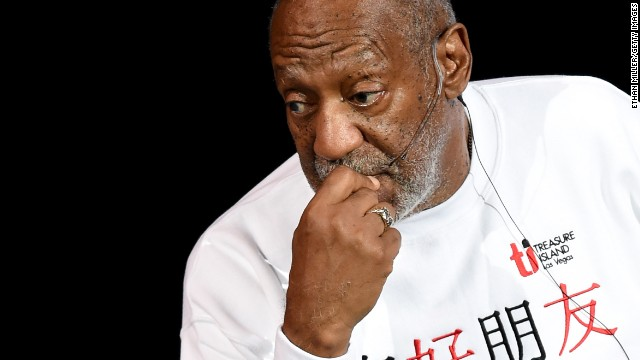 LAS VEGAS, NV - SEPTEMBER 26:  Comedian/actor Bill Cosby performs at the Treasure Island Hotel & Casino on September 26, 2014 in Las Vegas, Nevada.  (Photo by Ethan Miller/Getty Images)