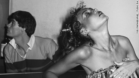 Glitter, glam and nudity: Behind the scenes at the legendary Studio 54