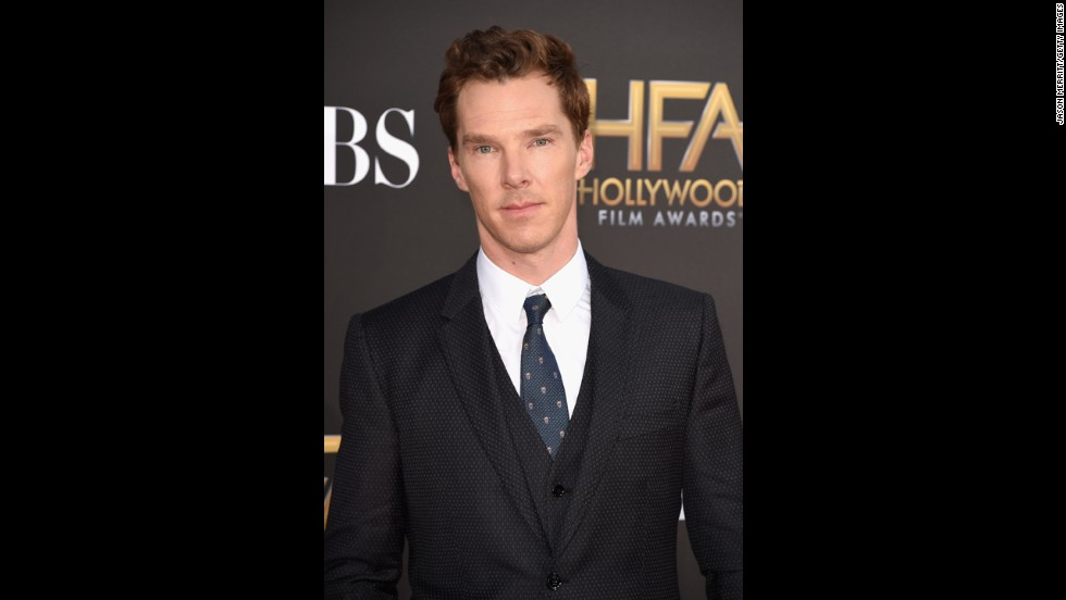 Benedict Cumberbatch attends the 18th Annual Hollywood Film Awards at The Paladium on November 14, in Hollywood, California.
