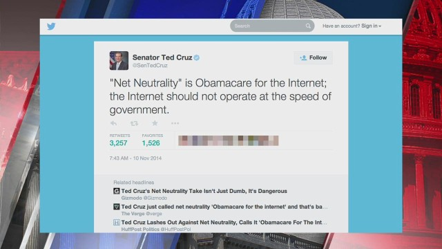 Why is net neutrality a partisan issue?