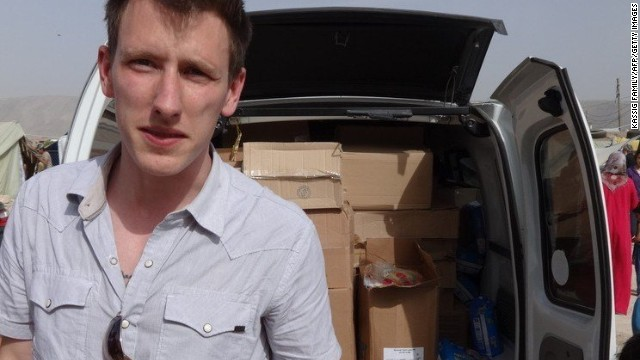 Friend remembers Peter Kassig