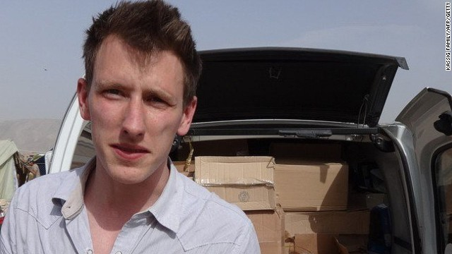 Peter Kassig 'beheaded' in new video