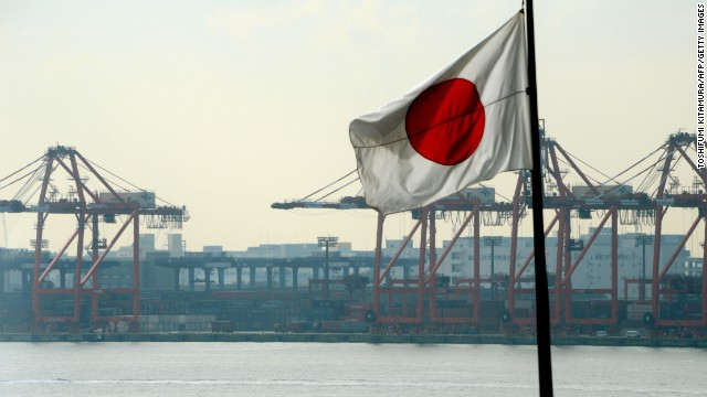Japan slips into recession