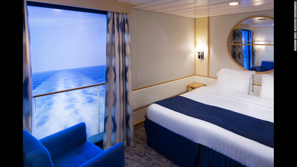 Best cruise lines rankings royal caribbean disney for First class cruise ship cabins
