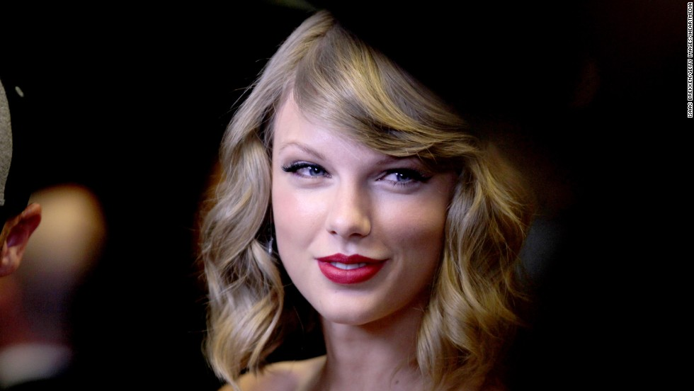 "Song of the year nominee: ""Shake It Off"" by Taylor Swift"
