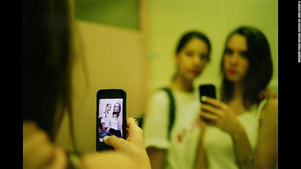 "<strong><em>Selfie #1 by Petra Collins, 2014</strong></em><br /><br />Frydman was especially pleased that Andreas Gursky and Richard Prince, who have long been embraced by both photography and contemporary art circles, were exhibited this year. <br />""This in a sense validates the fact that the fair is about artists who use the medium,"" he says. ""It just shows that photography and contemporary art are no longer separated."""