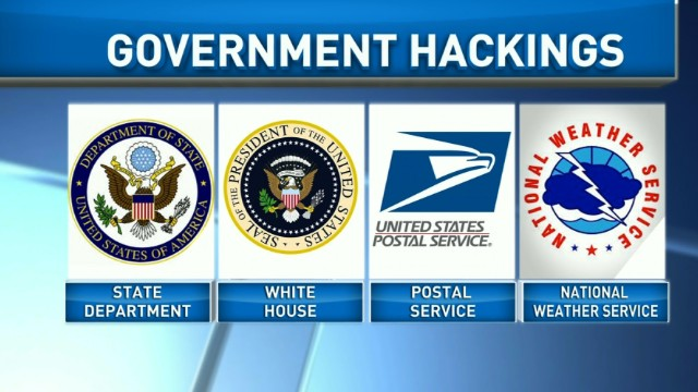 Cyber attacks hit State Dept. email, web