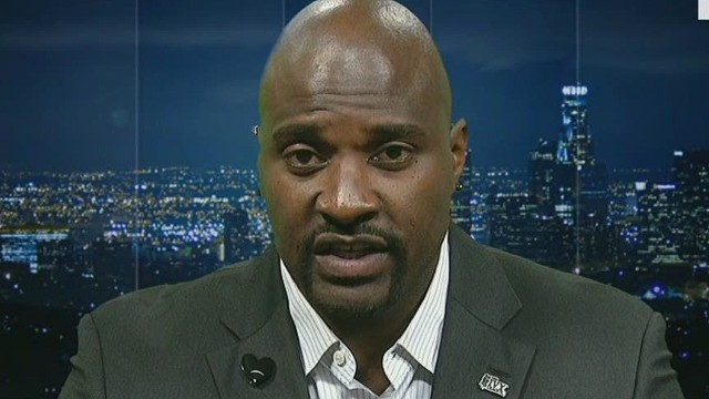 Marcellus Wiley on the NFL drug scandal