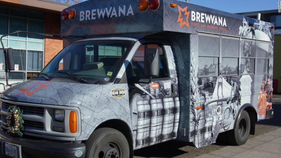 Local beer-tour companies include Brewvana bus tours, which also conducts Japanese-language tours.