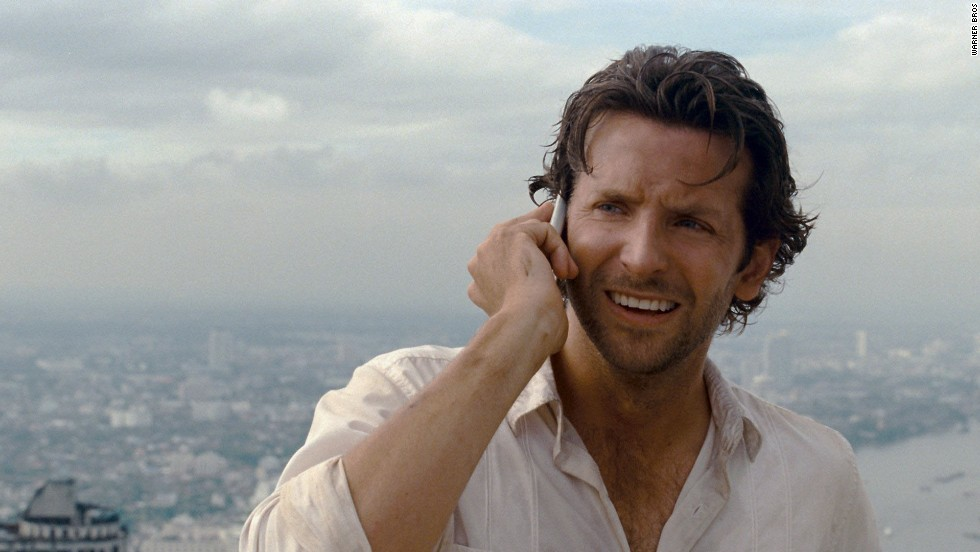 "Bradley Cooper made fans laugh in ""The Hangover Part II"" in 2011, and swoon as the sexiest man alive."
