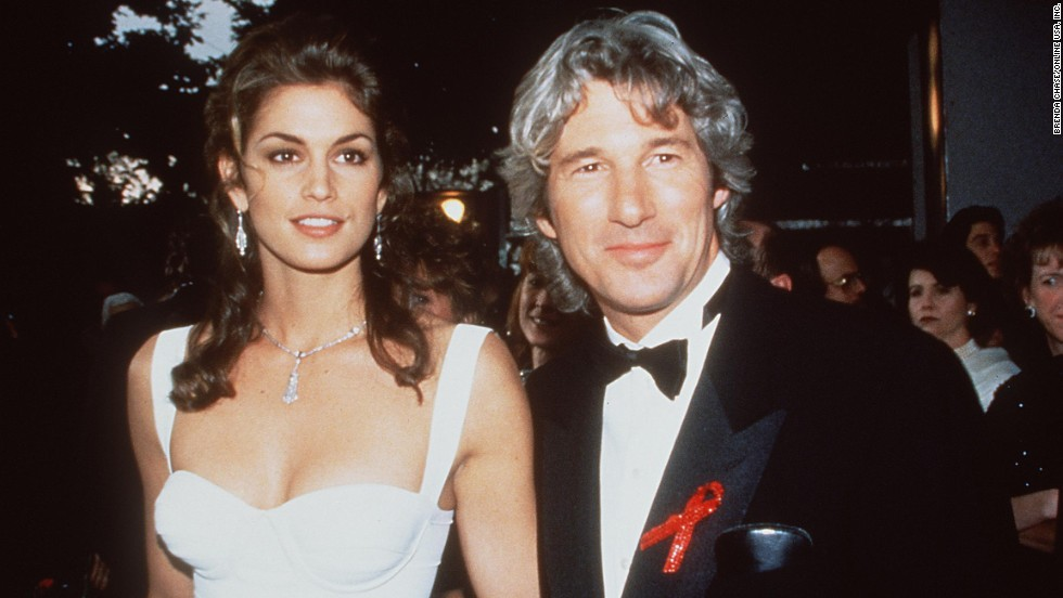 The magazine didn't name a sexiest man in 1993 or 1994. Instead, they went with Cindy Crawford and Richard Gere as the sexiest couple alive in a two-for-one deal.