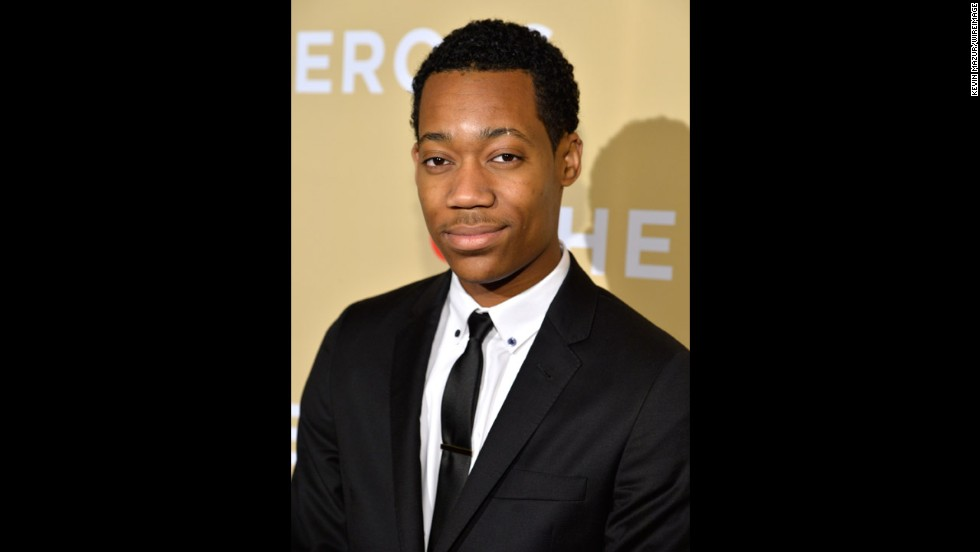 Actor Tyler James Williams