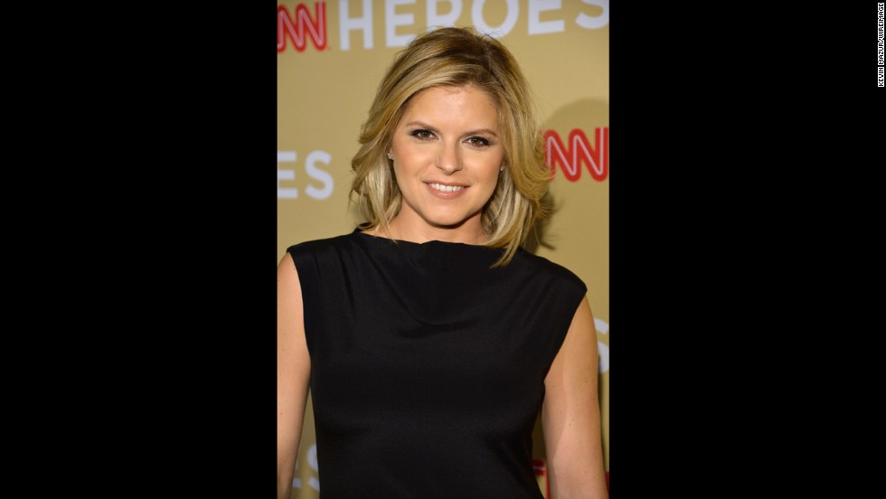 "CNN ""New Day"" co-host Kate Bolduan"
