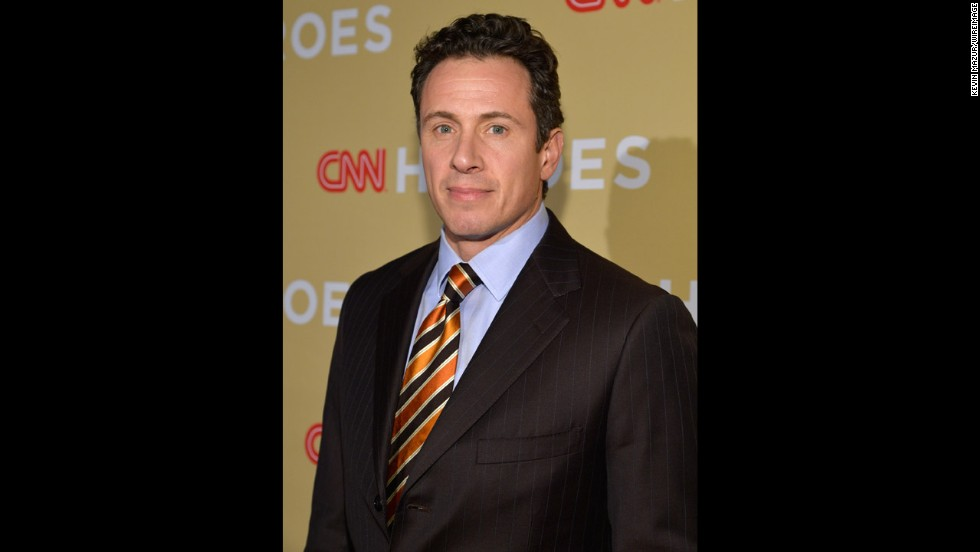 "CNN ""New Day"" co-host Chris Cuomo"