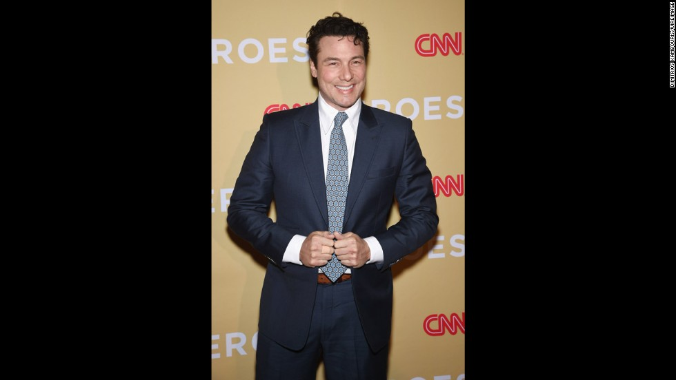 Chef and author Rocco DiSpirito