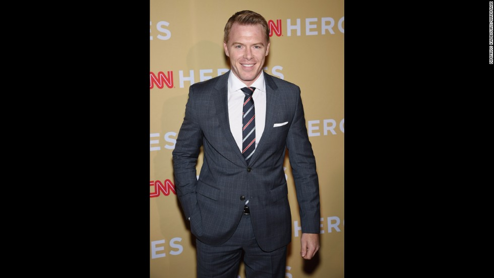 Actor Diego Klattenhoff