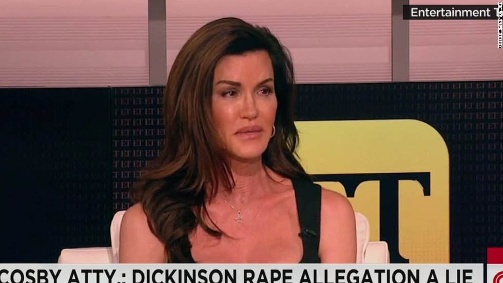 Cosby's lawyer: Supermodel's claims a lie