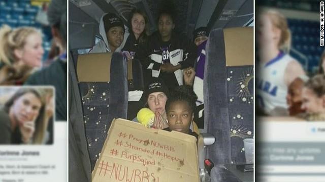 lead intv jones niagara basketball team stranded in storm _00005811.jpg