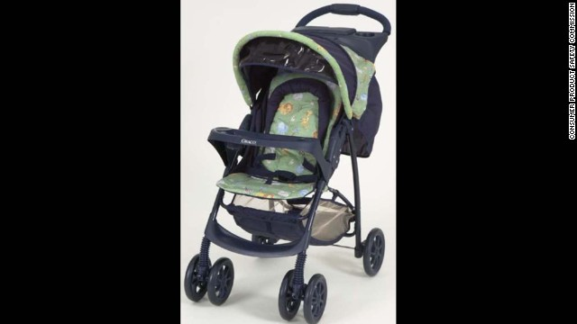 Stroller recall after amputation worries