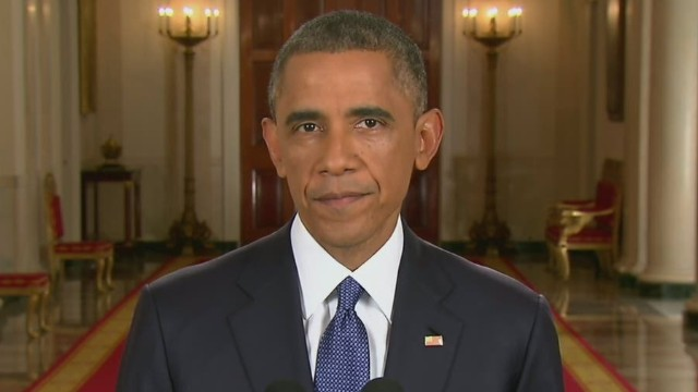 Obama: We'll deport felons, not families
