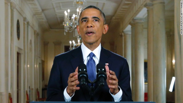 U.S. President Barack Obama announces executive actions on U.S. immigration policy during a nationally televised address from the White House, November 20, 2014 in Washington, DC. Obama outlined a plan on Thursday to ease the threat of deportation for about 4.7 million undocumented immigrants.