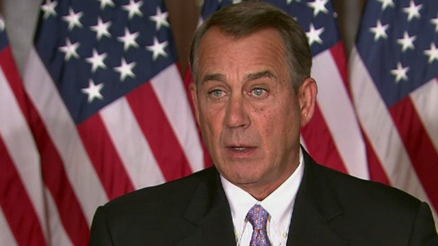 Boehner rips Obama's immigration order
