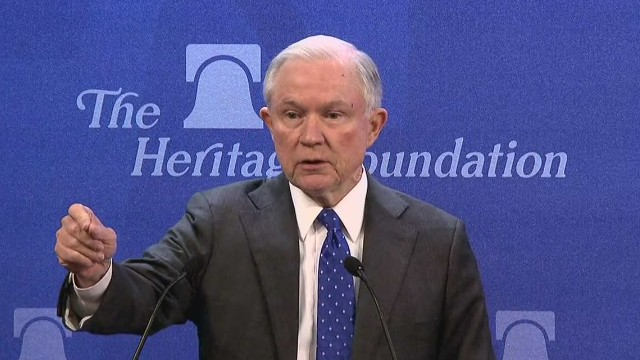 Sessions: We're in an unhealthy situation