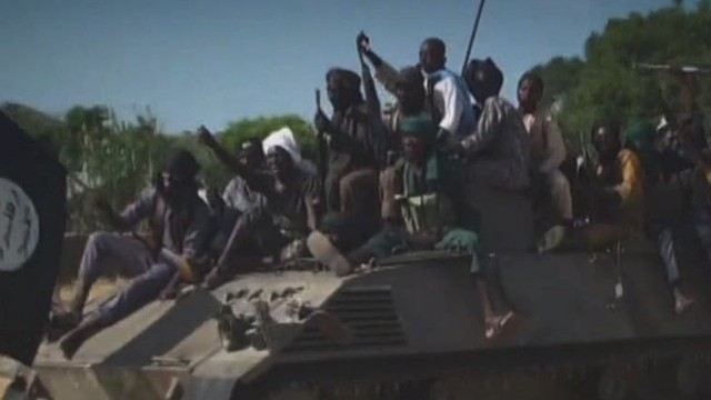 Islamist militant attacks in Africa