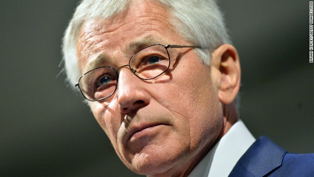 Sources: Secy. Hagel pushed out