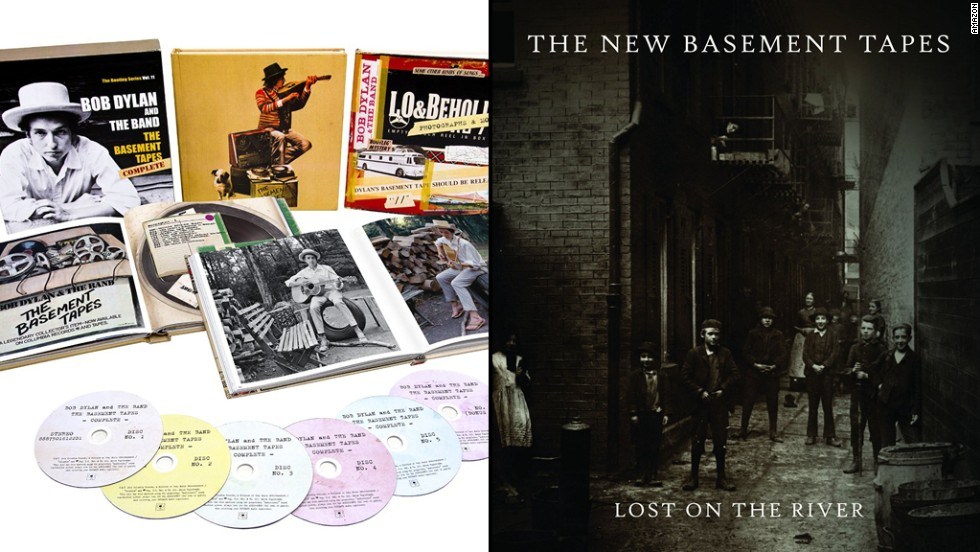 "<strong>For Basement dwellers:</strong> In 1967, Bob Dylan recovered from a motorcycle accident (and unwanted celebrity) by making a loose collection of originals and covers with The Band. The complete ""Basement Tapes"" have now been released ($119.99) and offer a look at the artist's process. Dylan also wrote a number of lyrics never set to music, which have been fleshed out by Elvis Costello and others on ""Lost on the River: The New Basement Tapes"" ($13.99)."