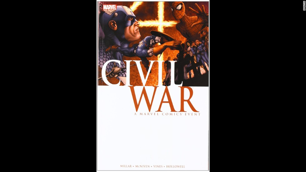 "<strong>For the Marvel Universe dweller:</strong> If the recent Marvel movies are more your thing, you may want to brush up on ""Civil War,"" which is where the movie series is heading. The 2006-07 series, by Mark Millar and Steve McNiven, chronicles the events following the passage of the Superhero Registration Act. ($14.49)"