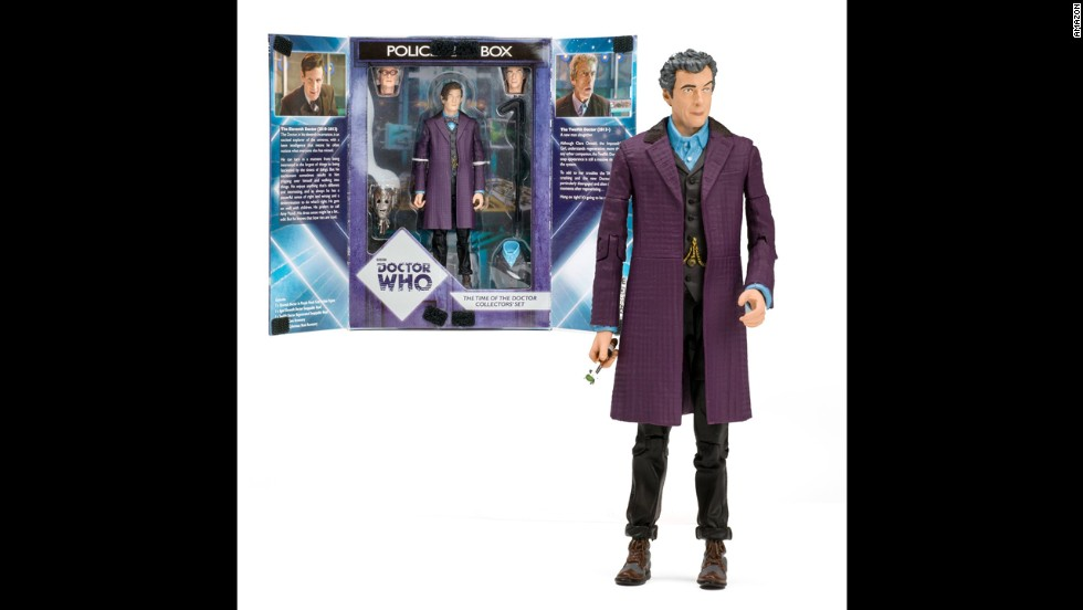 "<strong>For the Time Lord:</strong> Who do you want to watch over your entertainment media? Perhaps the 12th Doctor can take care of things. He takes care of so much else. The Doctor Who Action Figure contains a Doctor who suspiciously resembles Peter Capaldi -- though, in a flash, he can change his head to look like Matt Smith. Sonic screwdriver included. ($59.99) For you DIY types, feel free to create <a href=""http://theownerbuildernetwork.co/easy-diy-projects/diy-tardis-cat-fort/"" target=""_blank"">a TARDIS cat fort</a> to accompany your action figure. Fluffy will love you for it."