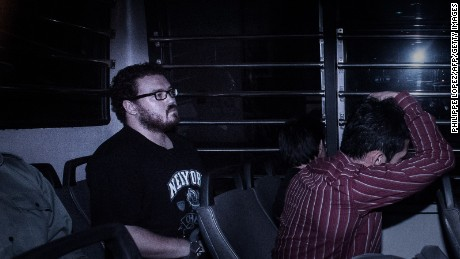 British banker Rurik Jutting to appeal double murder conviction in Hong Kong