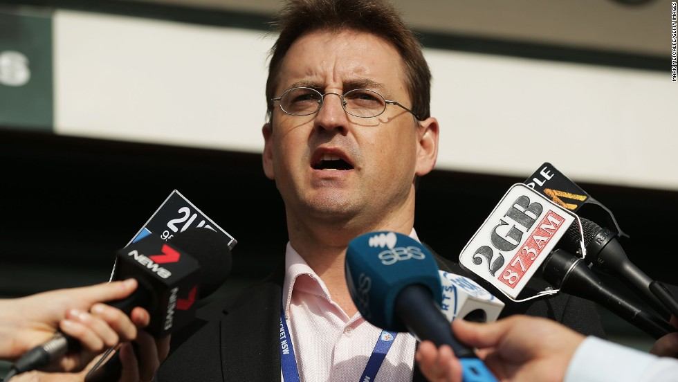 Cricket New South Wales spokesman Andrew Jones addressed the media following the injury. The match between New South Wales and South Australia was abandoned.