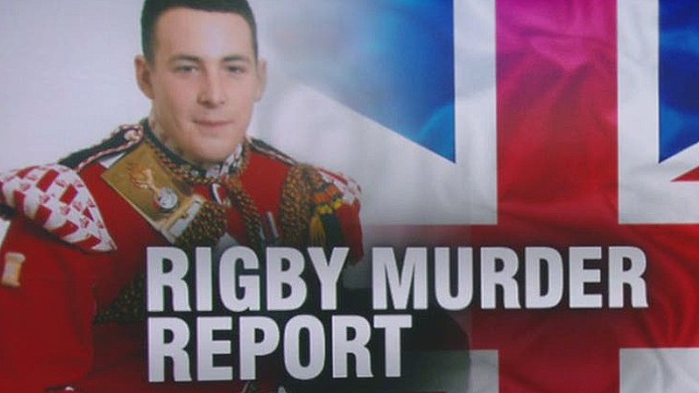 British soldier murder report released